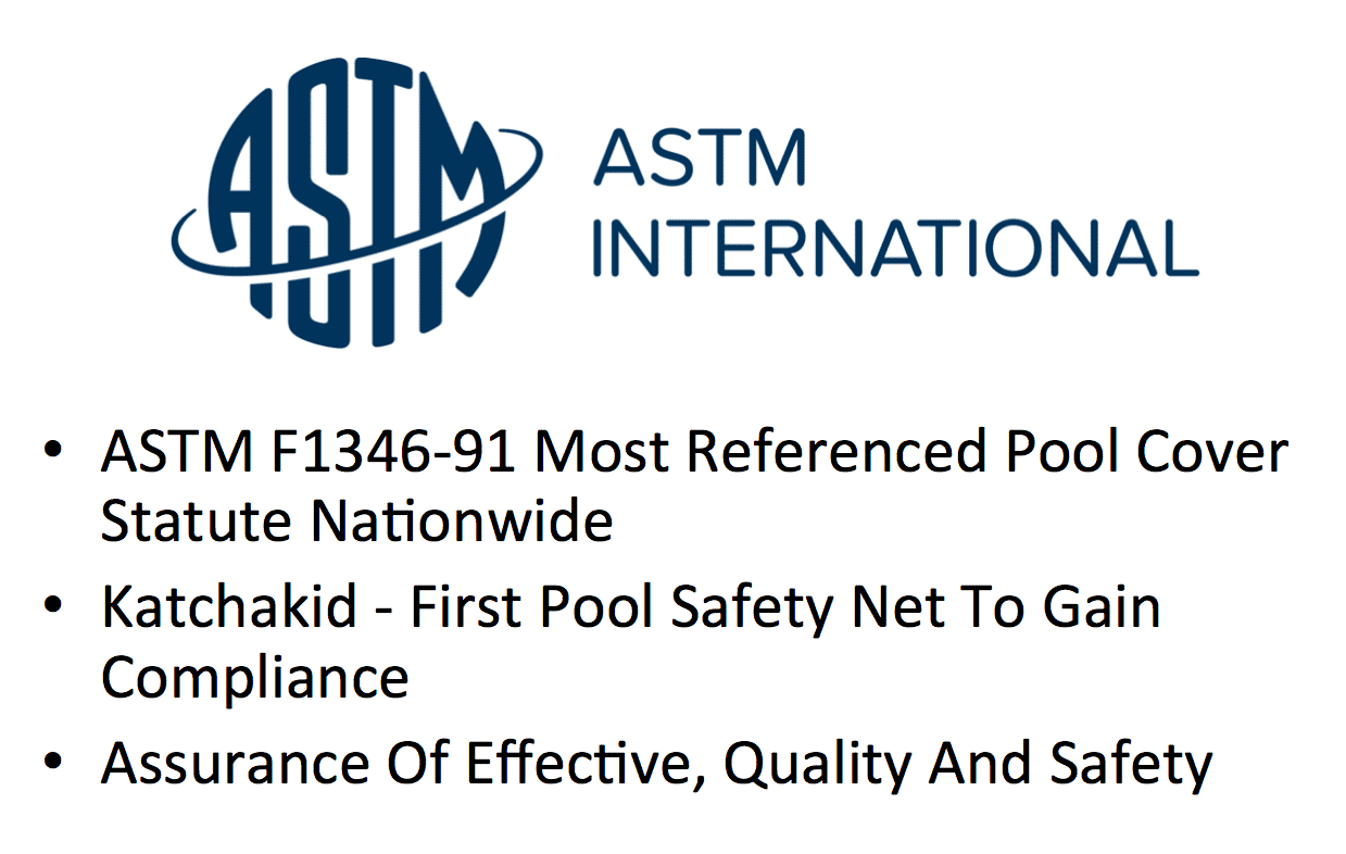 pool safety covers astm f1346