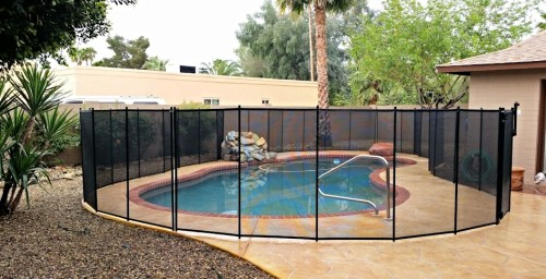 Katchakid ASTM F2286 05 Pool Fence