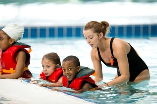 abc's of pool safety classes