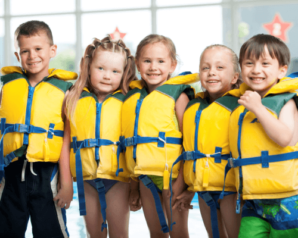 A Review of Children's  Life Vests, Life Preservers & Personal Flotation Devices (PFD)