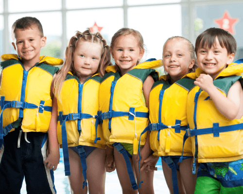 Selecting A Child S Personal Flotation Device Pfd Katchakid