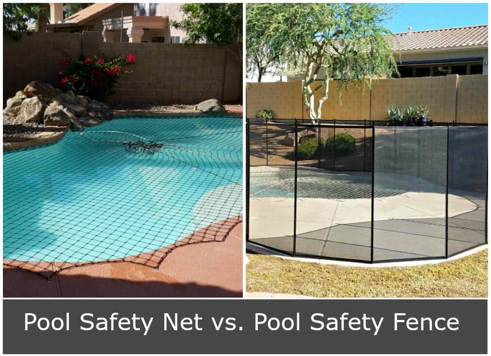 Pool Safety Fence Vs Pool Safety Net Katchakid
