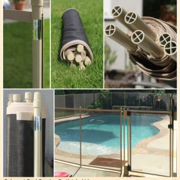 The Oakmont Pool Fence Houston