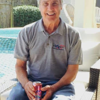 Happy 80th To The Safety Net For Pools Inventor