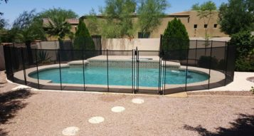 Mesh Pool Fence – Why Mesh?