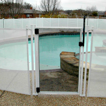 Why Black Is the Most Transparent Fence Mesh