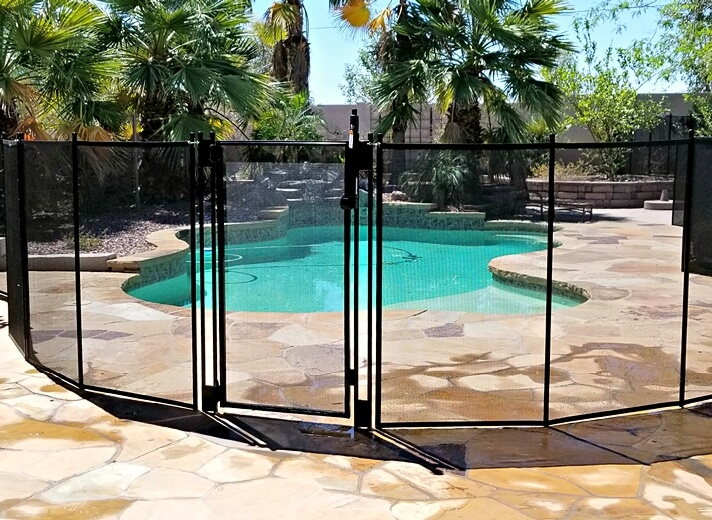 Pool Safety Fencing