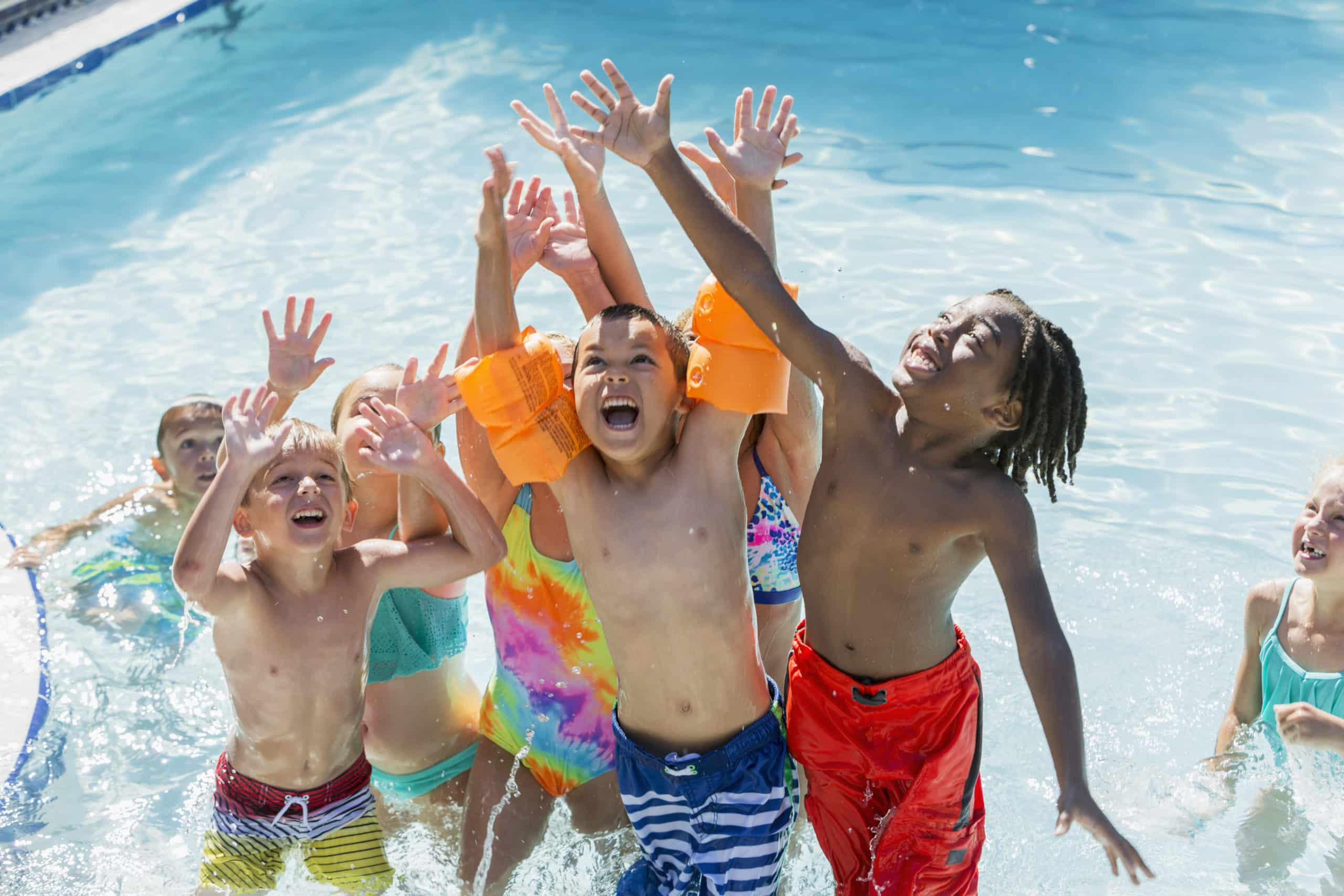 3. Kids Pool Party – Pool Party Games