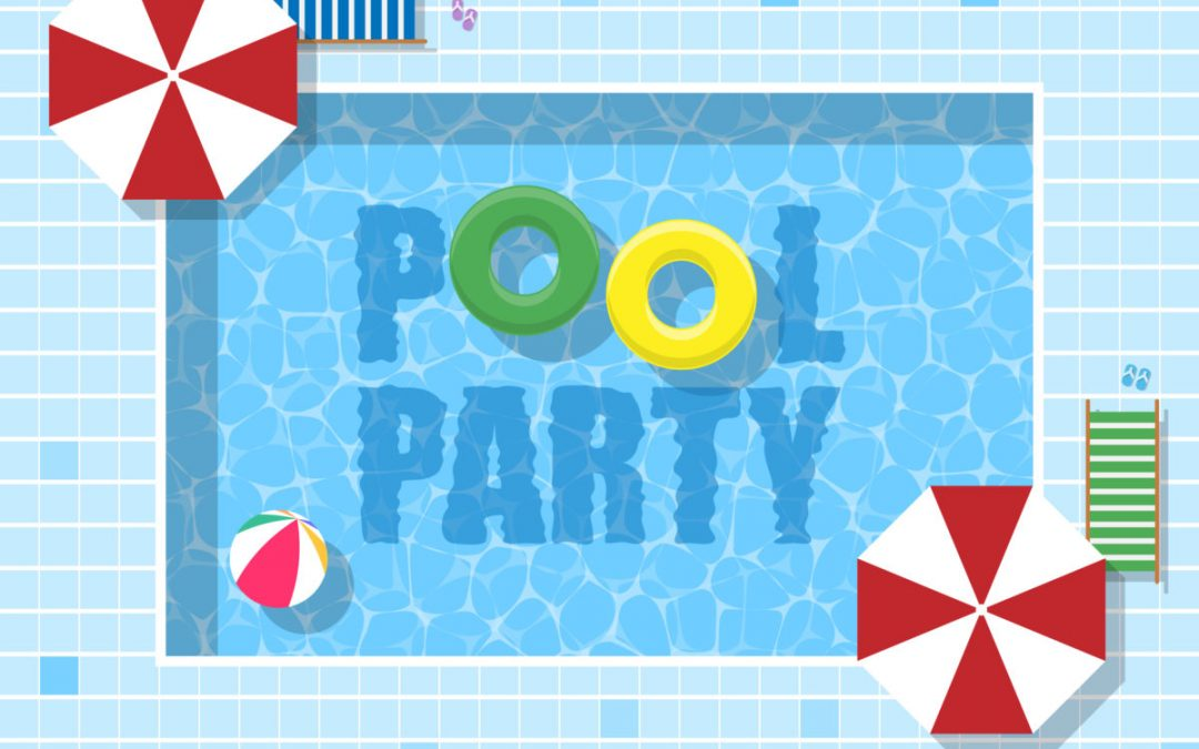1. Kids Pool Party – Planning
