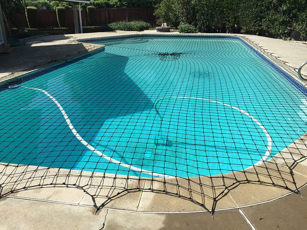 pool net cover catchakid