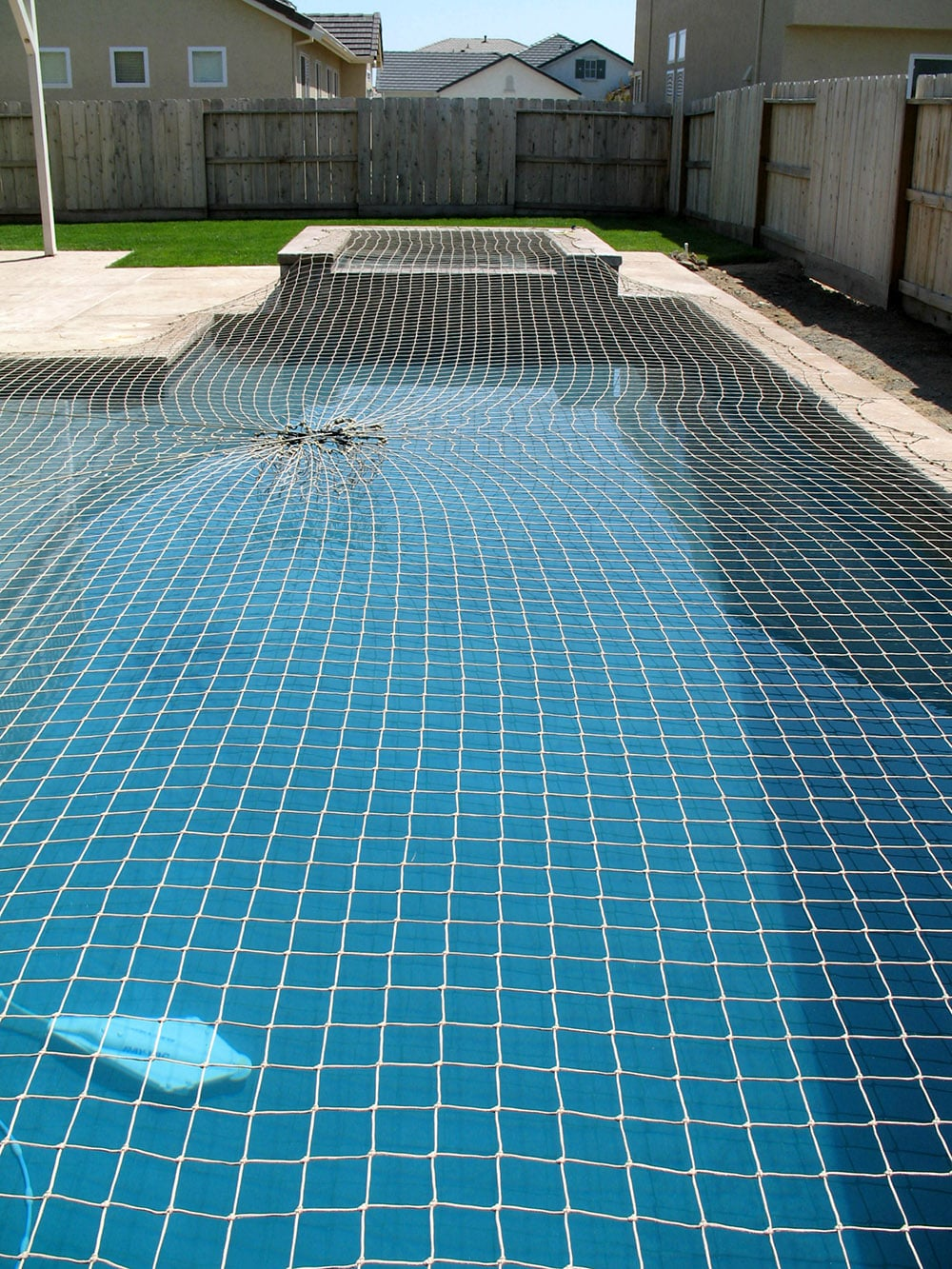 pool netting