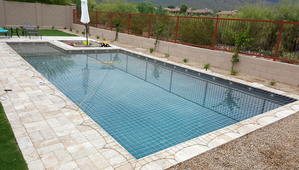 rectangle pool cover